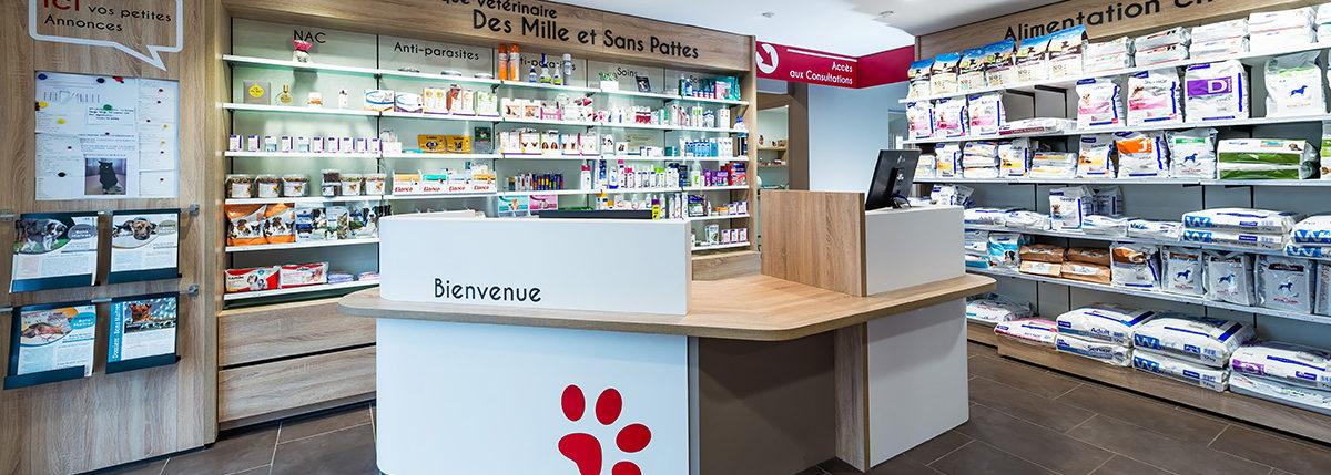 Clinique des MILLE et SANS PATTES