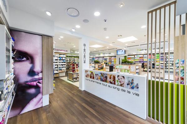 Pharmacie ABBOUD - Riedisheim (Haut-Rhin)