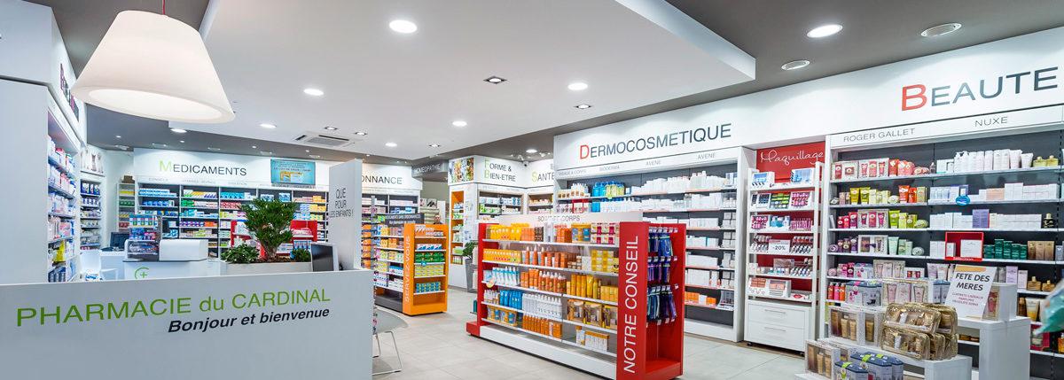 Pharmacie du CARDINAL
