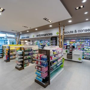Pharmacie de la Fontaine - 8/10