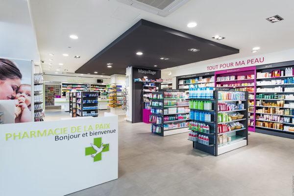Pharmacie de la PAIX - Waldighoffen (Haut-Rhin)