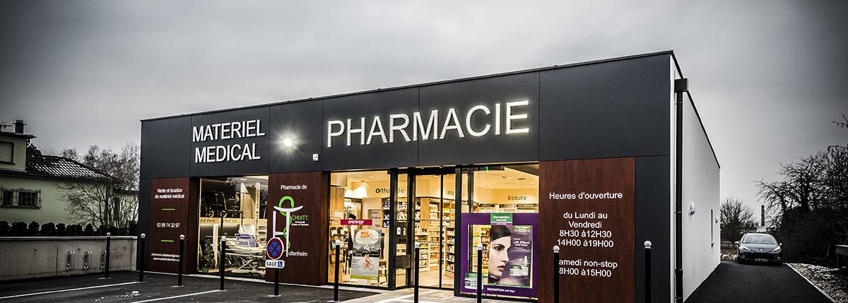 Pharmacie d'HUTTENHEIM