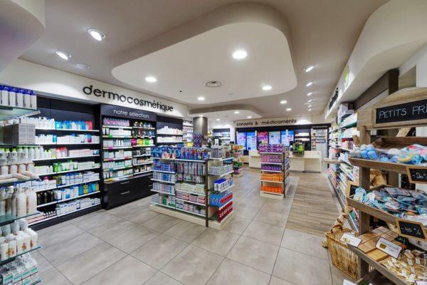 Pharmacie du Maillon - Strasbourg (Bas-Rhin)