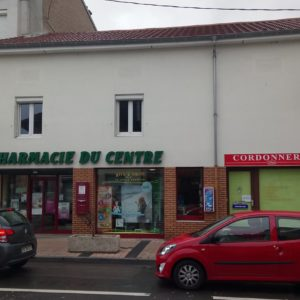Chantier pharmacie Jalet - 1/11