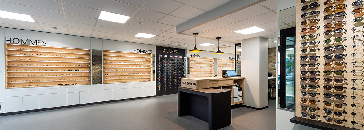Opticiens indépendants - Luso Optique