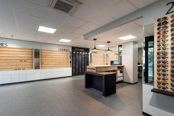 Opticiens indépendants – Luso Optique - Sausheim (Haut-Rhin)