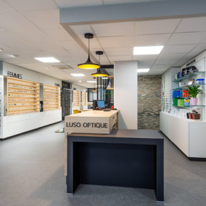 Opticiens indépendants – Luso Optique - 1/10