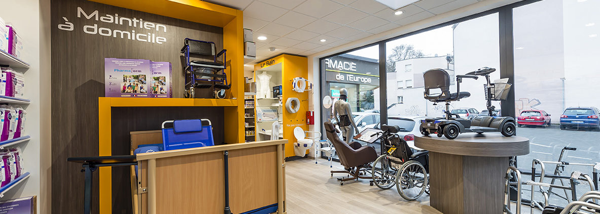 Corner Orthopédie - Pharmacie de l'Europe
