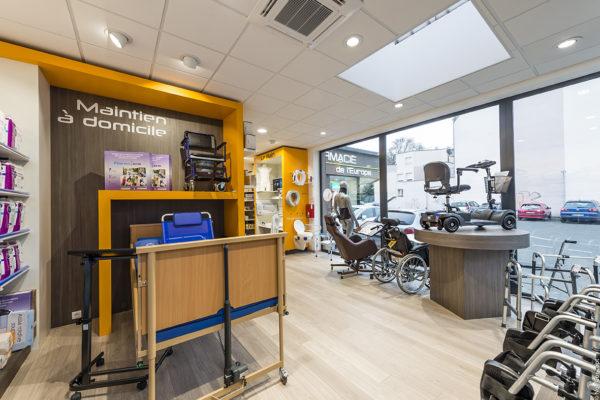Corner Orthopédie – Pharmacie de l'Europe - Sarreguemines (Moselle)