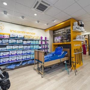 Corner Orthopédie – Pharmacie de l'Europe - 1/5