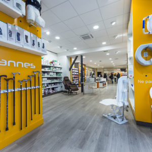 Corner Orthopédie – Pharmacie de l'Europe - 2/5