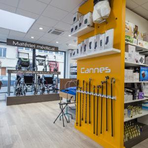 Corner Orthopédie – Pharmacie de l'Europe - 3/5
