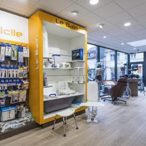 Corner Orthopédie – Pharmacie de l'Europe - 4/5