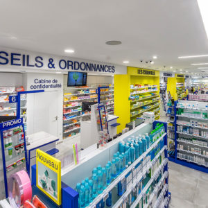 Pharmacie ROOSEVELT - 10/12