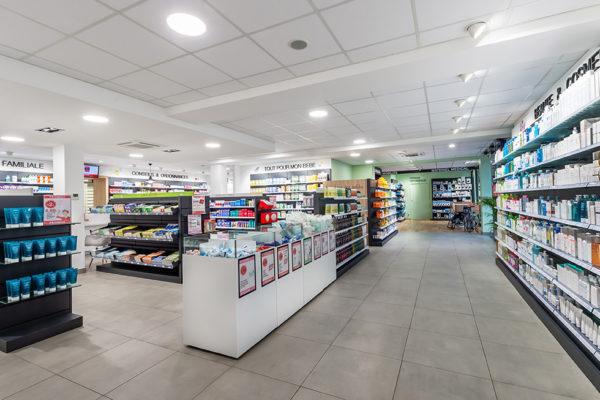 Pharmacie de BECHAMP - Remiremont (Vosges)