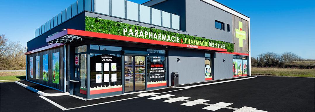 Pharmacie des 2 RIVES