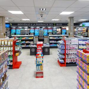 Pharmacie des 2 RIVES - 3/14