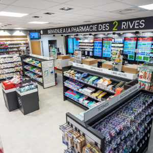 Pharmacie des 2 RIVES - 10/14